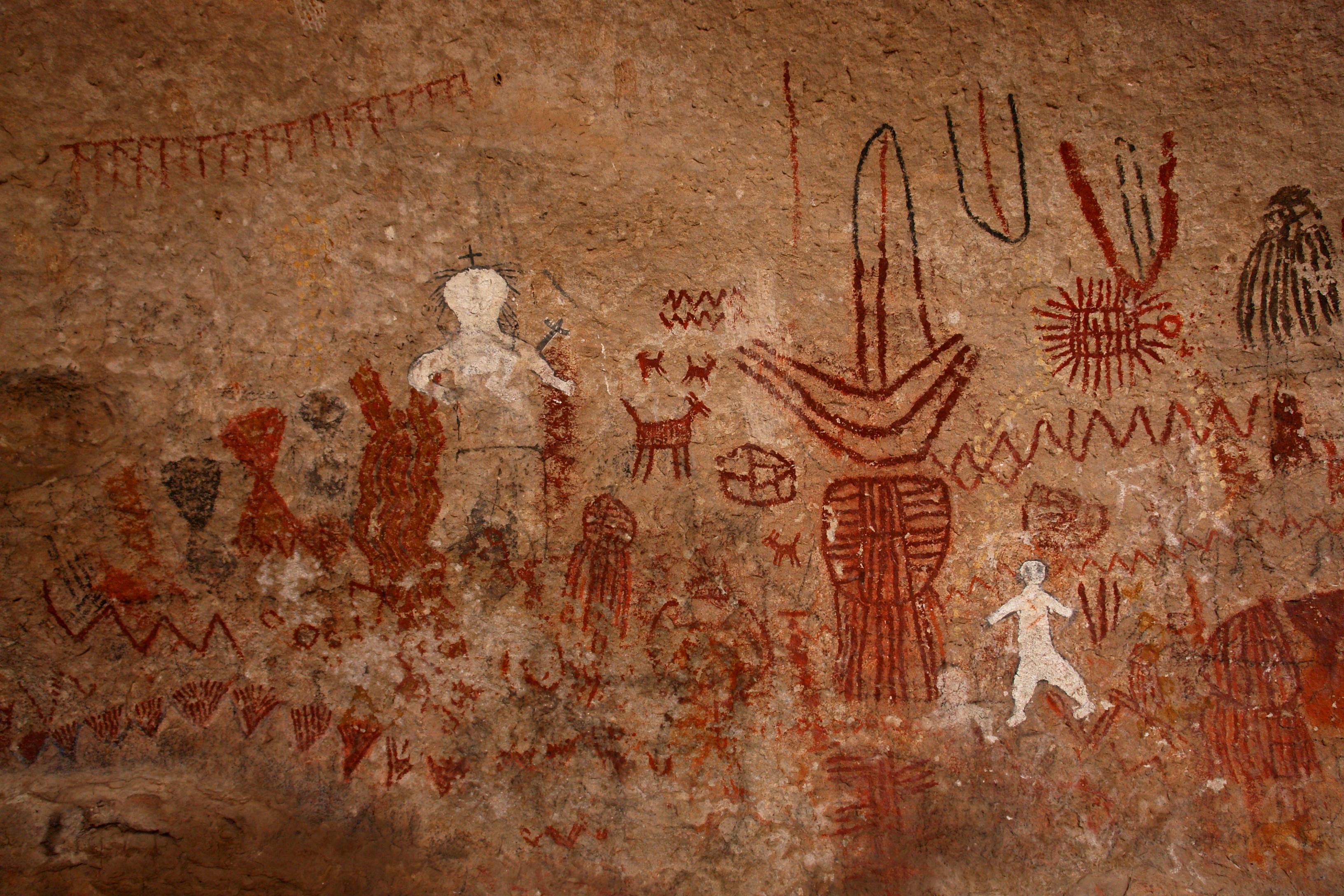 наскальные рисунки египта картинки представляем всю мебель