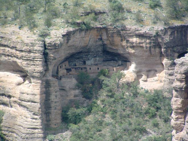 Las Cuarenta Casas