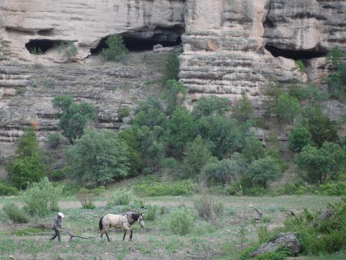 valle de las cuevas