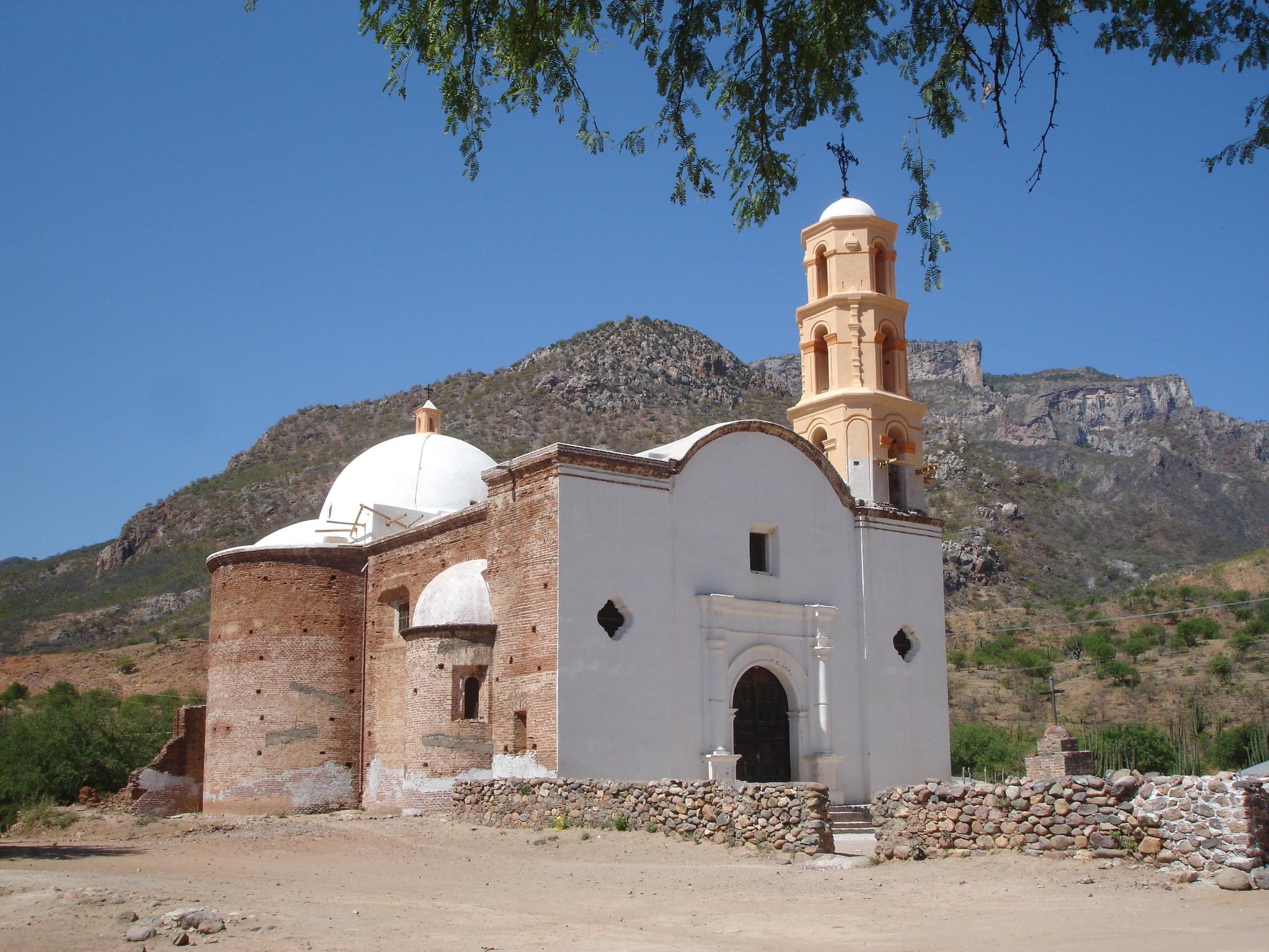 Una misi n para chihuahua sus misiones coloniales for Casas de la epoca actual
