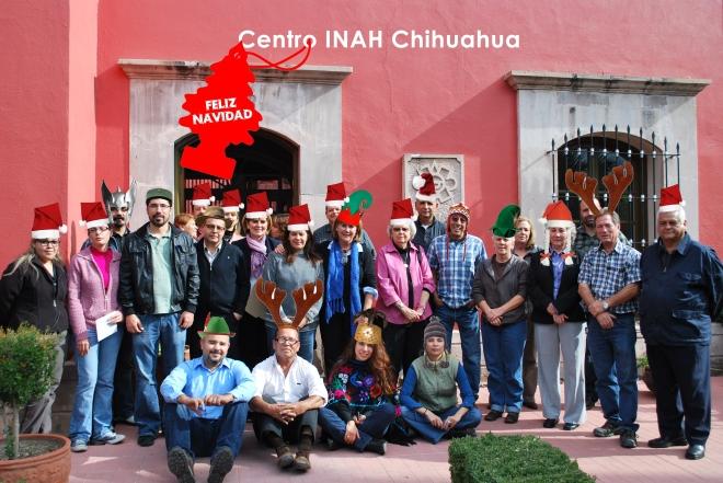 Navidad INAH 2