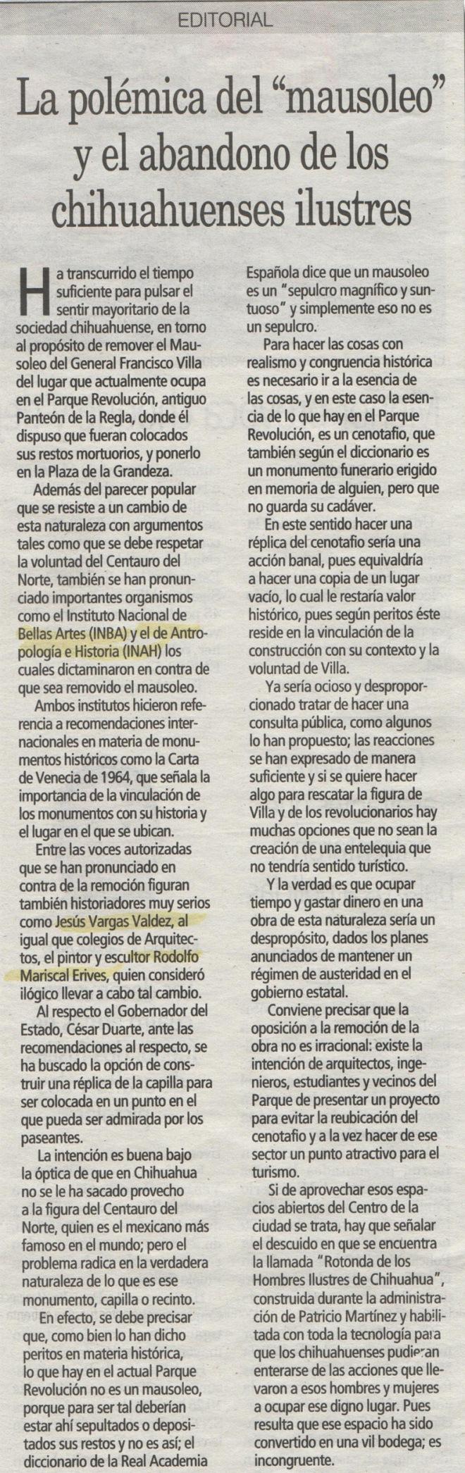 Diario 06.03.2013