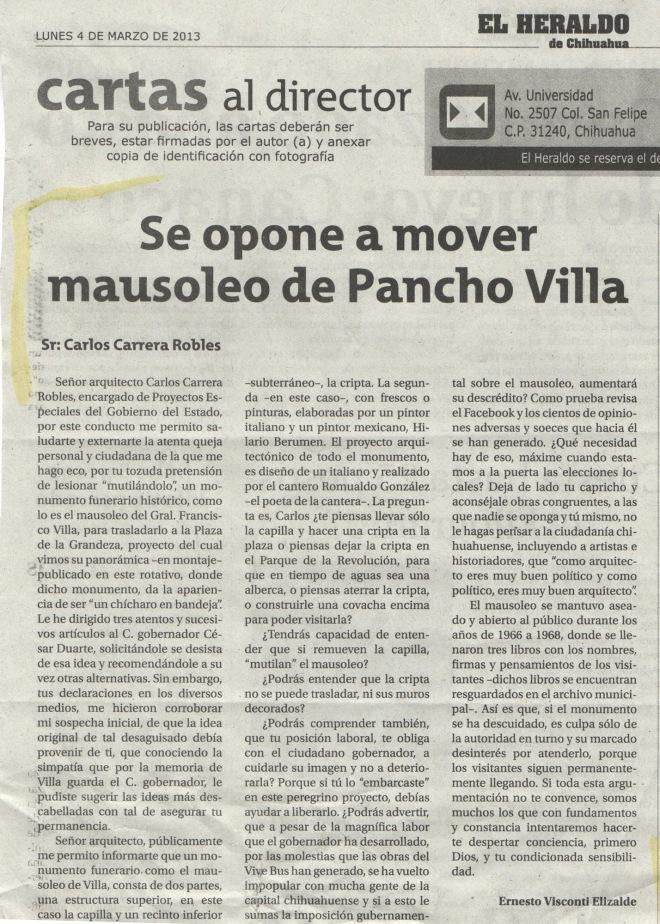 Heraldo 04.03.2013