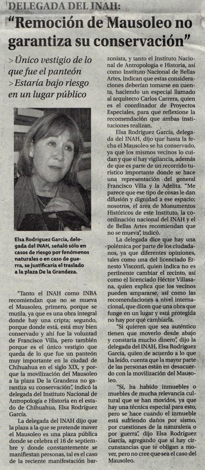 Heraldo 06.03.2013
