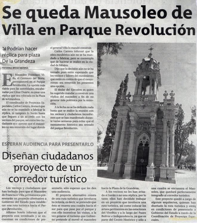 Heraldo 25.04.2013
