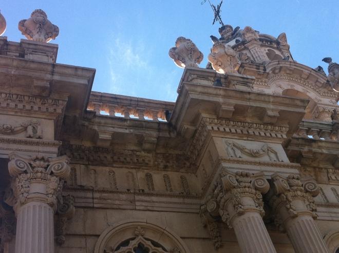 mausoleo villa palomas