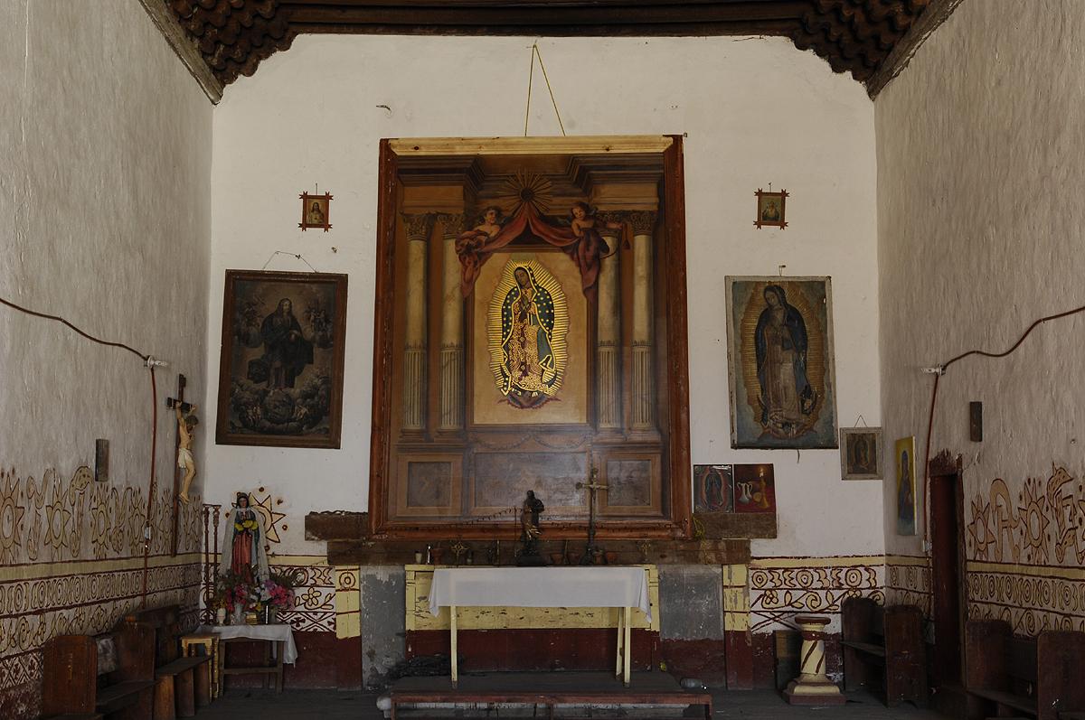 Bienes culturales muebles en las comunidades de tatahuichi for Muebles iglesia