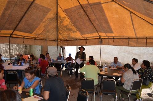 encuentro de museos comunitarios Valle de Allende  (1)